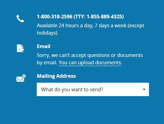 healthcare gov phone number