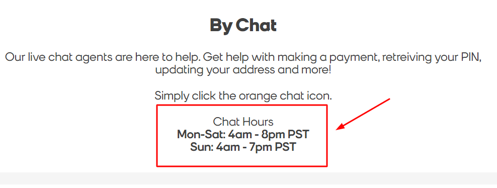 boost mobile live chat
