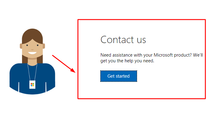 microsoft live chat