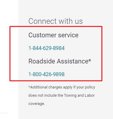 liberty mutual phone number